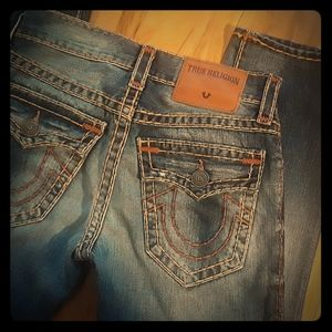 True Religion Ricky Relaxed Jeans